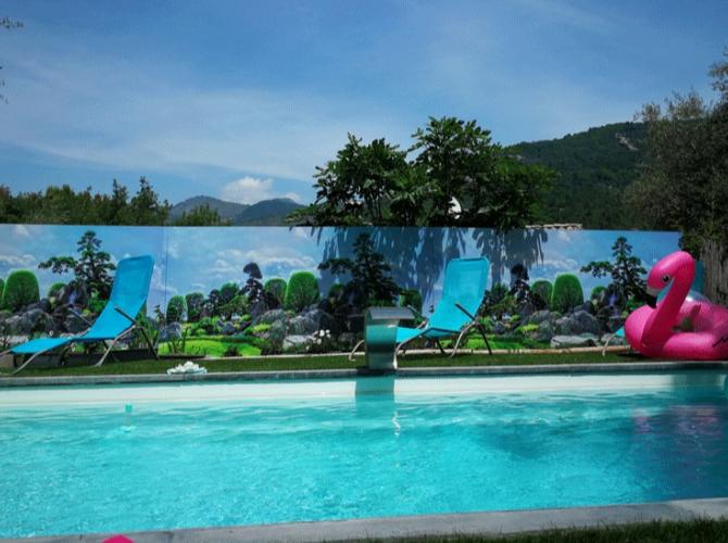 Petit coin de paradis près de Nice