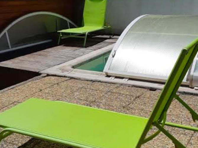 jolie piscine privée à 10min de perpignan