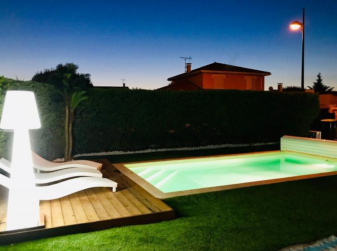 privatisez cette sublime piscine