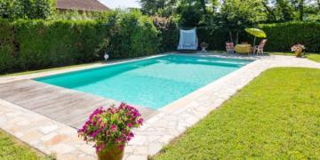 Magnifique piscine à Lyon