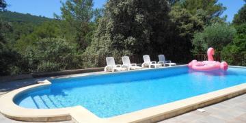 Superbe piscine dans le beaujolais proche de Lyon