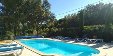 Splendide piscine a Fontainebleau près de Paris