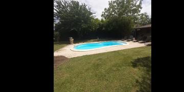 superbe piscine à 30min de Toulouse